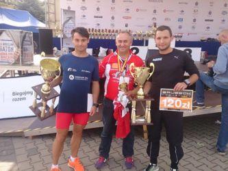 Nagrodzeni w kategorii-Organizator biegow